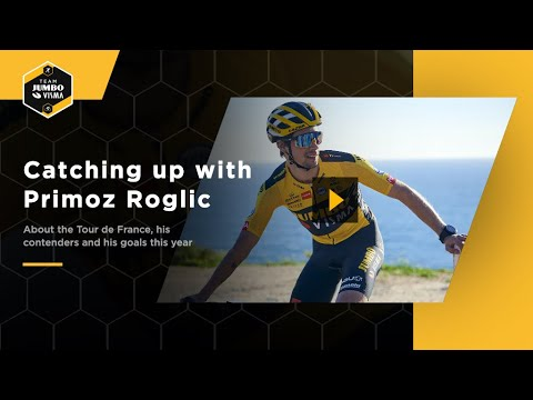 Video | Primoz Roglic over Bernal, Carapaz, de Tour en zijn doelen