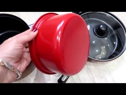Дешевые и нужные покупки для дома/Посуда, кухонные и ванные гаджеты, видеокамера 4К