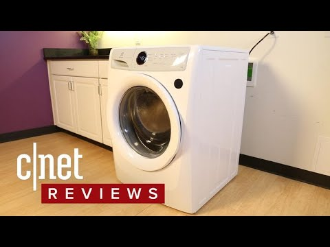 Electrolux EFLW317TIW washing machine review
