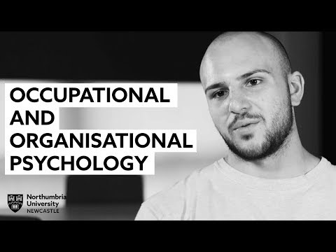 Occupational and Organisational Psychology | A Student View
