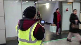 美國南加州機場嚴陣以待 將接收武漢回美人員