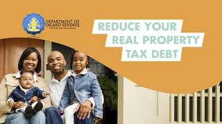 REAL PROPERTY TAX FORGIVENESS PLAN