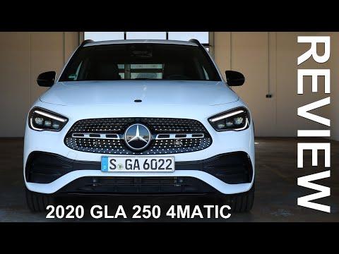 2020 Mercedes Benz GLA 250 4MATIC Fahrbericht Test Review Kaufberatung Meinung Fakten | Hot or Not?