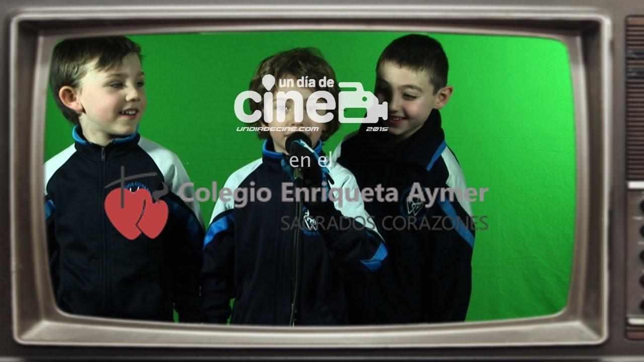 Semana Cultural De Cine en el Colegio Enriqueta Aymer. Casting 3º Infantil, 1º y 2º Primaria