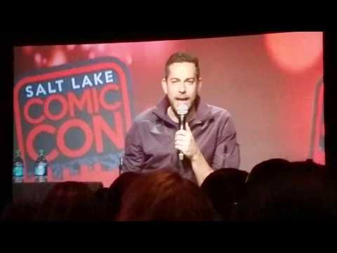 Zachary Levi At Salt Lake City Comic Con 2017 Mp3