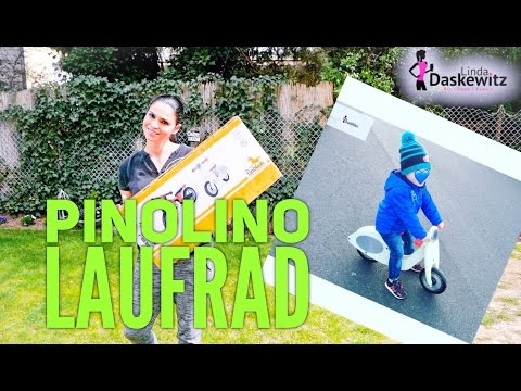 Test: Pinolino Laufrad Vespa Wanda | babyartikel.de