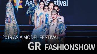 GR (Uzbekistan) - Asia Model Festival 2019 Fasion Show