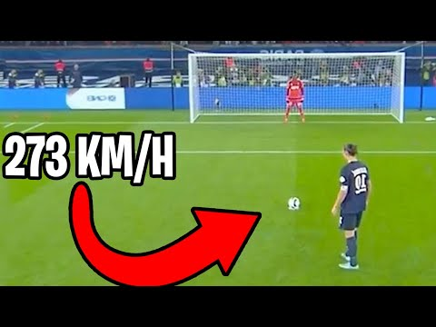 11 MOST POWERFUL PENALTY KICKS IN FOOTBALL