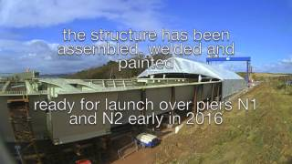 Queensferry Crossing - Review of 2015
