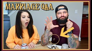 Our International Marriage Q&A