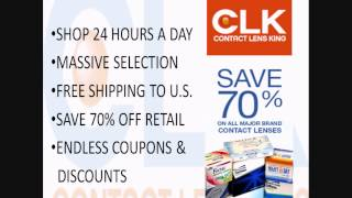 Contact Lens King Coupon Offers