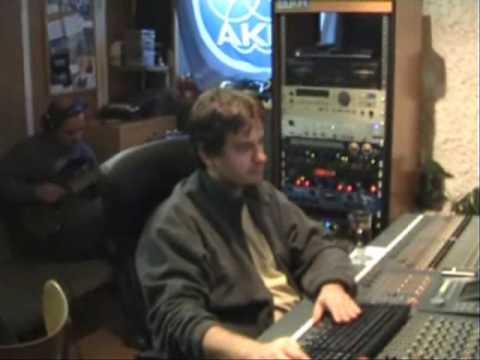 Melancholy Pessimism - Pre-recording studio Shark
