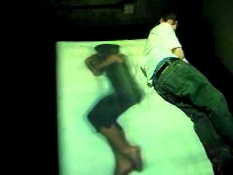 Ronda di notte di sesso on-line