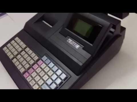 Electronic Cash Registers Dp2000
