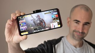 Lenovo Legion Duel Phone - Unboxing & Gaming Review - 144Hz Gaming Beast!