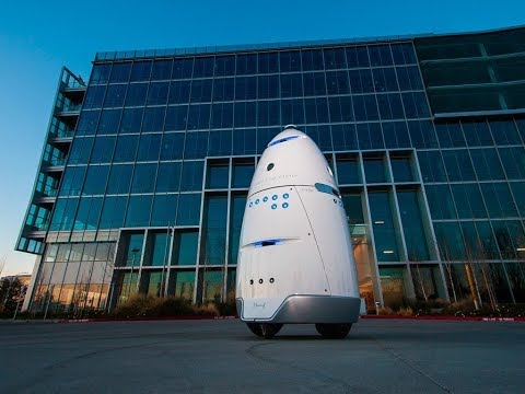Robots Kicking Homeless People off the Streets of San Fransisco