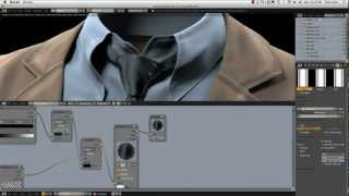 Creating a Realistic Head in Blender - part 08 - Clothing Textures