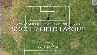 Easy Soccer Field Layout