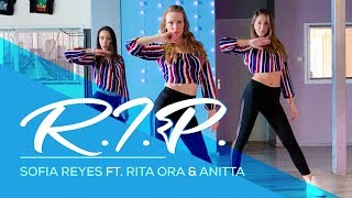 Sofia Reyes - R.I.P. (ft Rita Ora & Anitta) Easy Fitness Dance Video - Choreography