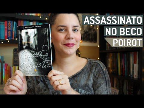 ASSASSINATO NO BECO, de Agatha Christie (4 contos com Poirot)