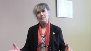 Catherine Trickey, mairesse de Brownsburg-Chatham, souligne les 10 ans de La Branche culturelle