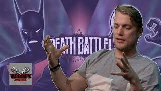 Batman Beyond vs Spider-Man 2099 Questions Answered | DEATH BATTLE Cast