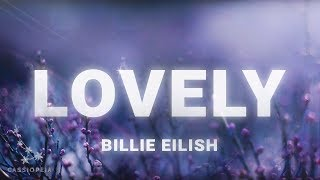 Billie Eilish   Lovely (Lyrics) Ft. Khalid