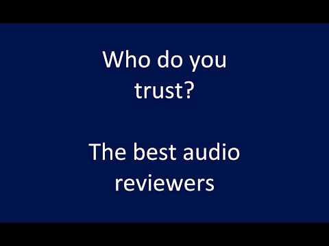 The Audiophiliac picks the best audio reviewers of all time #audiophile