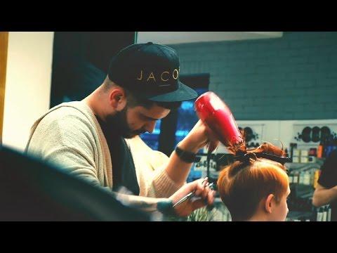 Adrian Skopiński - od wokalisty do fryzjera