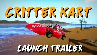 Critter Kart Launch Trailer