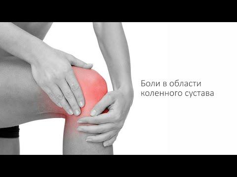 Боль во внутренней стороне коленном суставе