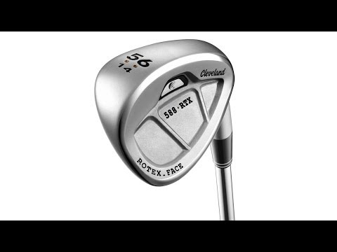 Cleveland 588 RTX Wedges / Review, Features and Benefits / 2013 PGA Show Demo Day