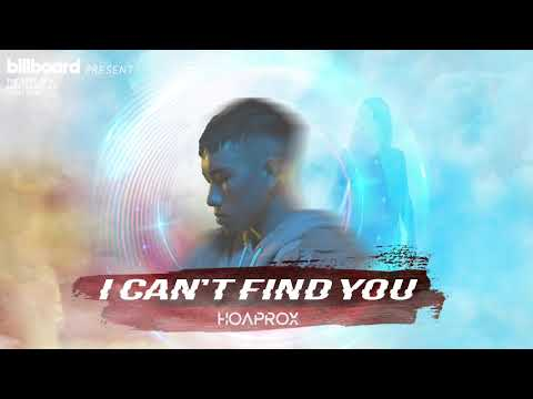 HOAPROX - I CAN'T FIND YOU (Official Audio Video)