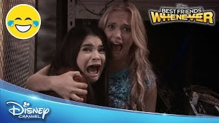 Best Friends Whenever | Back To The Lab | Official Disney Channel UK