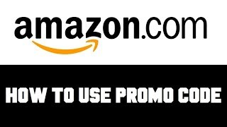 How to Use Promotional Code in Amazon - How to Use Discount Code on Amazon - How To Use Coupon Code