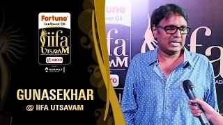 Here's a byte our Director Gunasekhar and Producer RaginiGuna gave at IIFAUtsavam