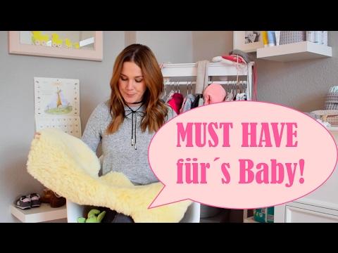 MUST HAVE für Babys | ALINA´S BABY BLOG