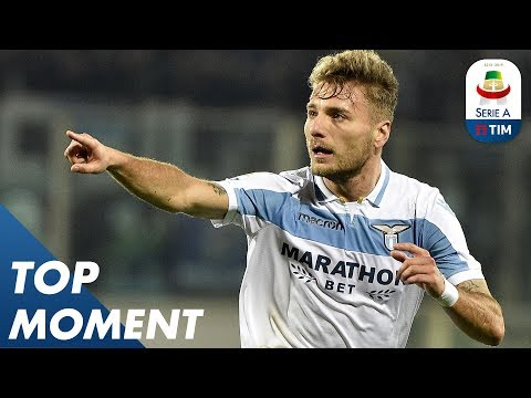 Immobile Finishes Off Beautiful Team Goal | Fiorentina 1-1 Lazio | Top Moment | Serie A