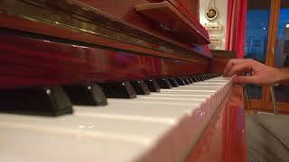 Shrek - Piano Version - True Love's First Kiss