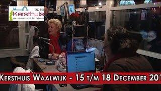 Kersthuis Waalwijk 2016 - Promo