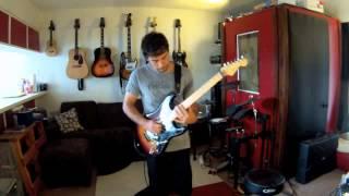 Caleb Blacksher - When The Fire Hits The Sea - Joe Bonamassa & Guitar Center Blues Masters