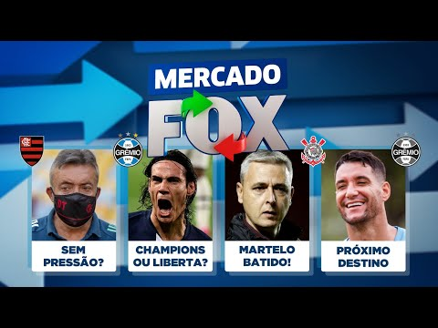 Flu 1x2 Fla, 'alívio' de Dome, destino de T. Neves, Cavani, e 16 sugestões pro seu time! Mercado FOX
