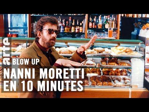 Nanni Moretti en 10 minutes - Blow Up - ARTE