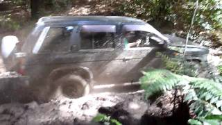 preview picture of video 'Paraparaumu Off Roading'