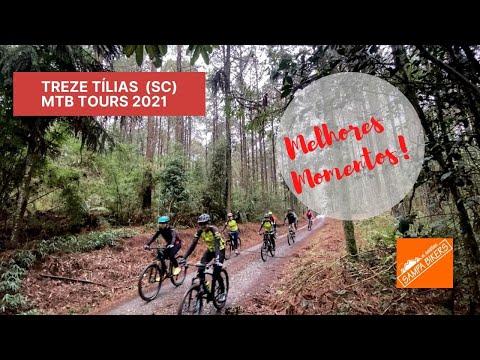 Vídeo Treze Tílias MTB Tours 2021