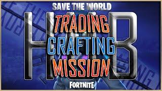 Fortnite Game Hub   Save The World Trade Live Stream   Love Storm Event