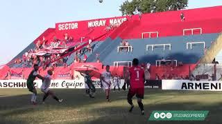 Fecha 22: Deportivo Armenio 3 Ituzaingó 1