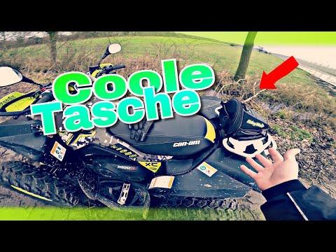 Gute Tasche für ein ATV und Quad | Warndreieck, Warnweste und Erstehilfebox