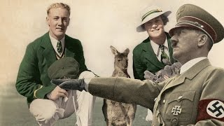 Dangerous Games: Australia At The 1936 Nazi Olympics [HD] ABC RN Breakfast
