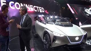 Genève 2018 : Entretien avec Bernard Loire, Président de Nissan France